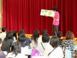 市邨幼稚園でレクリエーションや手遊び、絵本の読み聞かせ