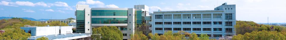 名古屋経済大学の風景