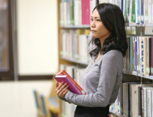 勉強以外でも活用できる図書館