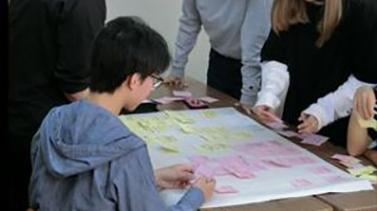 学生視点による会社の魅力発見プロジェクト