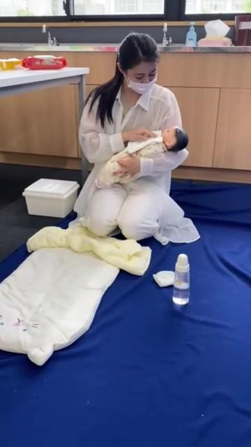 乳児保育 演習