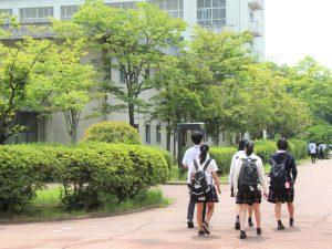 名古屋経済大学市邨高等学校の学生を対象とした「見学会」を開催しました!
